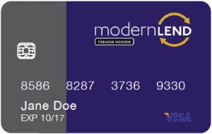ModernLend_Card